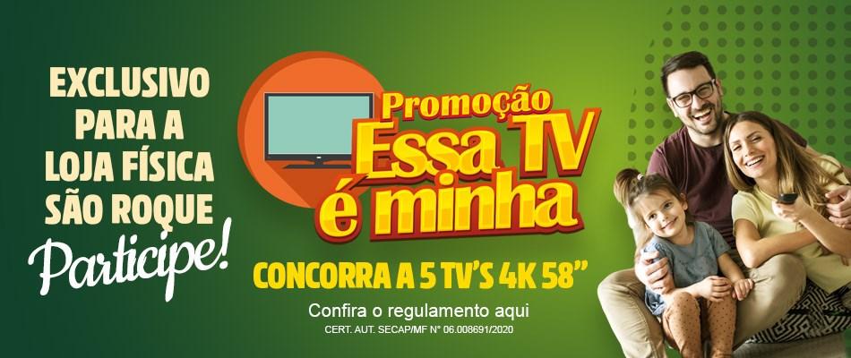 Promoção Essa TV é Minha