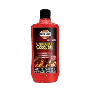 Acendedor Prime Grill Álcool Gel