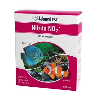 Alcon Labcon Teste De Nitrito - 100 Testes