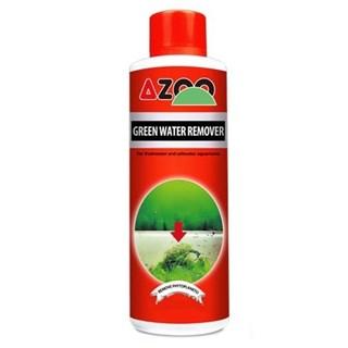 Algicida Azoo Green Water Remover Para Aquários