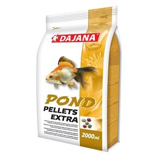 Alimento Dajana Pond Pellets Extra Para Peixes Ornamentais