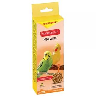 Alimento Distrativo Nutricon Nutrisseds Periquito Para Aves