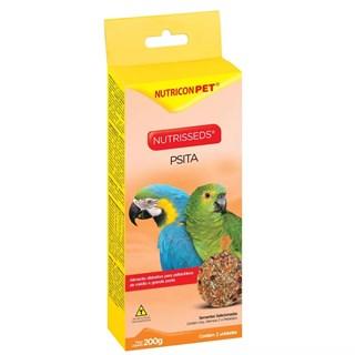 Alimento Distrativo Nutricon Nutrisseds Psita Para Aves