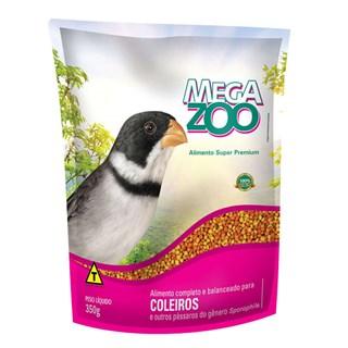 Alimento Mega Zoo Extrusado Para Coleiros