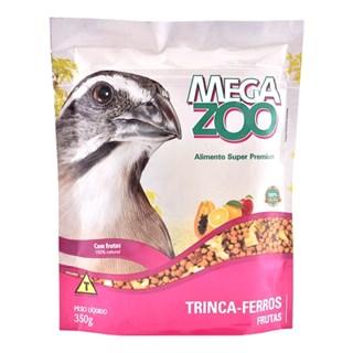 Alimento Mega Zoo Frutas Para Trincaferro