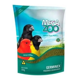 Alimento Mega Zoo Germinex Para Aves Granívoras