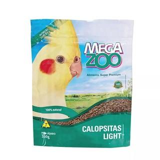 Alimento Mega Zoo Light Para Calopsitas