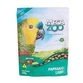 Alimento Mega Zoo Light Para Papagaios