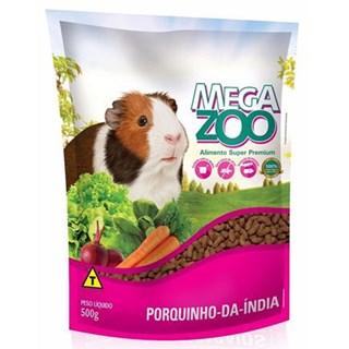 Alimento Mega Zoo Para Porquinhos Da Índia - 500g