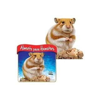 Alimento Nutripássaros Mistura Para Hamsters