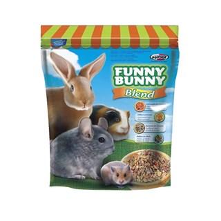 Alimento Supra Funny Bunny Blend Para Pequenos Roedores