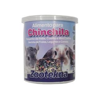 Alimento Zootekna Barritas Para Chinchilas