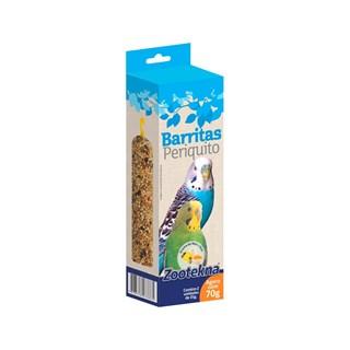 Alimento Zootekna Barritas Periquito