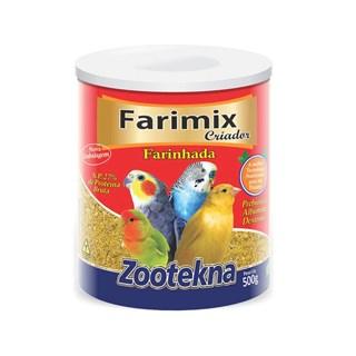 Alimento Zootekna Farimix Criador para Pássaros