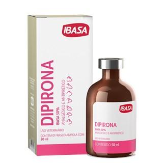 Analgésico Ibasa Dipirona 50%
