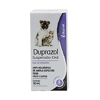 Anti-Helmintico Duprat Duprazol para Cães e Gatos