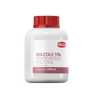 Anti-Helmíntico Ibasa Ibazole 5% Para Bovinos. Equinos. Ovinos. Caprinos e Suínos