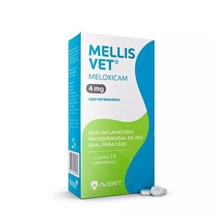 Anti-Inflamatório Avert Mellis Vet 4mg para Cães de 30kg a 40kg