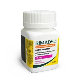 Anti-Inflamatório Comprimidos Mastigáveis Zoetis Rimadyl Para Cães