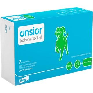 Anti-Inflamatório Elanco Onsior Para Cães De 10 a 20kg