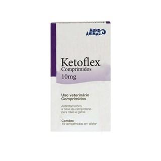 Anti-Inflamatório Ketoflex - 10mg