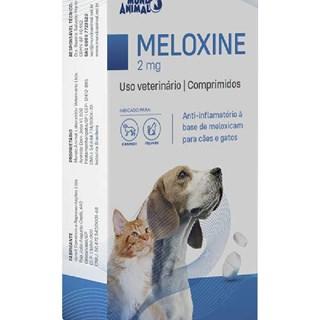 Anti-Inflamatório Mundo Animal Meloxine 2.0mg Para Cães e Gatos
