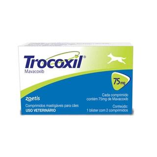 Anti-inflamatório Zoetis Trocoxil 75mg para Cães