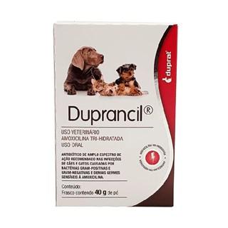 AntibióticoDupratDuprancil Amoxicilina Tri-Hidratada para Cães e Gatos
