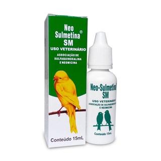 Antibiótico Sm Neo Sulmetina