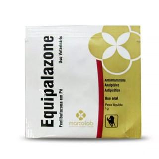 Antiinflamatório e Analgésico Marcolab Equipalazone Pó Para Equinos
