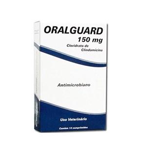 Antimicrobiano Cepav Oralguard 150mg