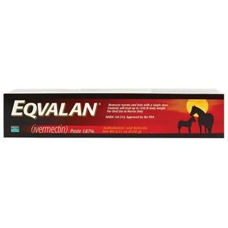 Antiparasitário Eqvalan Para Equinos