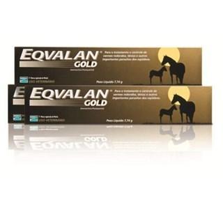 Antiparasitário Merial Eqvalan Gold Para Equinos