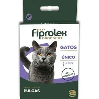 Antipulgas Ceva Fiprolex Drop Spot para Gatos de 0.5 mL