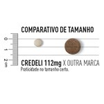 Antipulgas e Carrapaticida Elanco Credeli Lotilaner 112.5mg Para Cães De 2.5 a 5.5kg