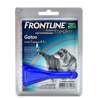 Antipulgas e Carrapatos Frontline Top Spot para Gatos