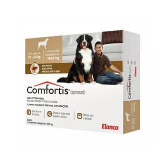 Antipulgas Elanco Comfortis 160mg Para Cães De 27 a 54kg