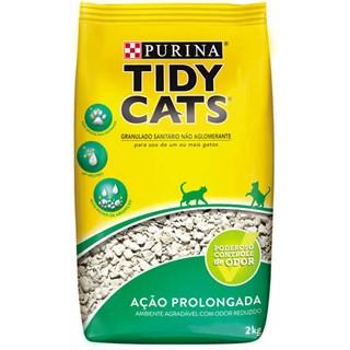 Areia Higienica Purina Tidy Cat 2kg