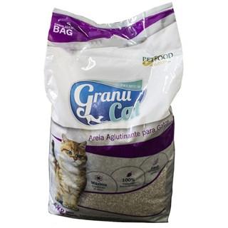 Areia Sanitária Petfood Granu Cat Para Gatos