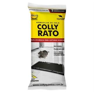 Armadilha de Cola Colly Rato Alta Eficiencia