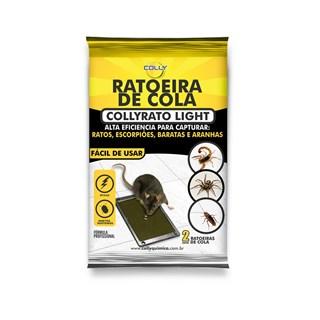 Armadilha de Cola Colly Rato Light