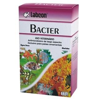 Bactericida Alcon Labcon Bacter Para Aquários - 10 Cápsulas