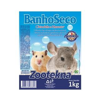 Banho a Seco Zootekna para Chinchilas e Hamsters