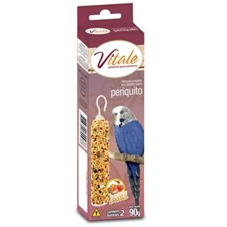 Bastão De Sementes Vitale Periquito Para Aves