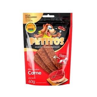 Bifinho Petitos Sabor Carne para Cães