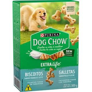 Biscoito Dog Chow Carinhos Integral Júnior 300g