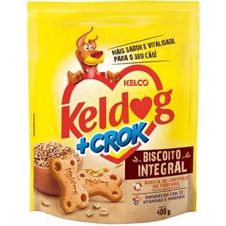 Biscoito Keldog +Crok Integral