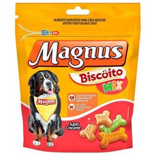 Biscoito Magnus Croc Mix para Cães Adultos