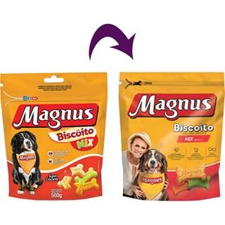 Biscoito Magnus Mix para Cães Adultos