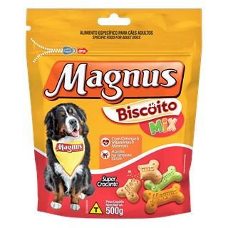 Biscoito Original Magnus Crocante Para Cães